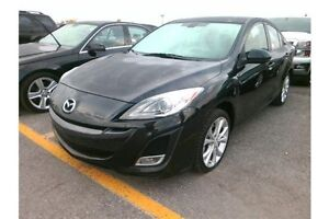 2011 Mazda 3 GT | Sunroof + Leather + CERTIFIED