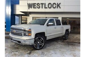 2015 Chevrolet Silverado 1500 Heated & Cooled Leather