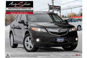 2013 Acura RDX AWD ONLY 86K! **BACK-UP CAMERA** PREMIUM PKG
