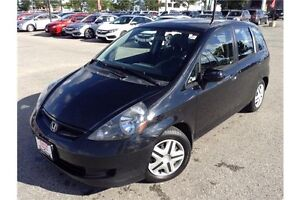 2007 HONDA FIT LX - MANUAL TRANSMISSION - CLOTH INTERIOR