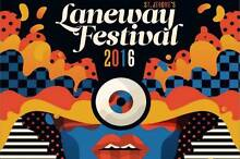 Looking for 2x Laneway Brisbane Tickets Coolangatta Gold Coast South Preview