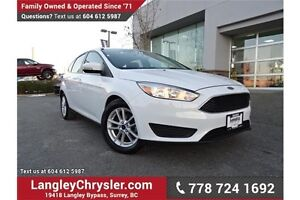 2015 Ford Focus SE LOCALLY DRIVEN & ACCIDENT FREE