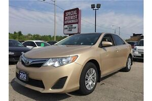 2012 Toyota Camry LE LE !! CLEAN CAR-PROOF (NO ACCIDENTS) !!