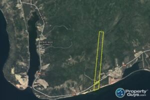 Bras d'Or Lake Waterfront land with spectacular views