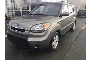 2010 Kia Soul 2.0L 2u Auto FWD Fresh MVI One Owner