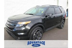 2015 Ford Explorer Sport Nav. Moonroof. EcoBoost.
