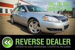 2007 Chevrolet Impala SS ** LOW MILEAGE, CLEAN, 5.3L V8 **