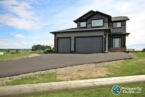 REDUCED Acreage (2.9) in Antler Hill Equestrian Estates! Penhold