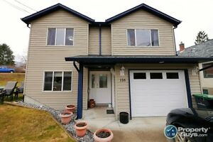 Home and finished suite in downtown Castlegar ID 198253