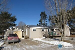 On 2.05 ac, 15 min from Truro, 18x22 shed, many upgrds