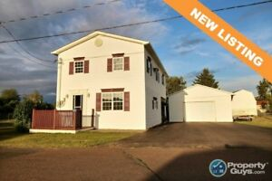 Located on a quiet street & close to many amenities