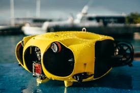 iBubble Autonomous Drone