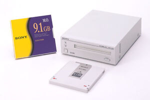Sony RMO-S561 9.1GB External Scsi Magneto Optical MO drive, price inc.VAT