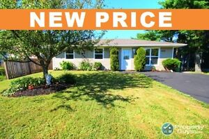 NEW PRICE! Westville - Looking to downsize? First time buyer?