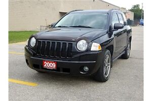 2009 Jeep Compass Sport/North Rocky Mountain | 4x4 | Heated S...