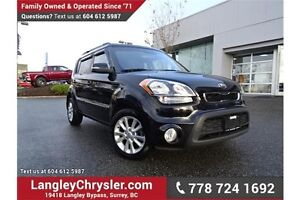 2013 Kia Soul 2.0L 2u LOCALLY DRIVEN & DEALER INSPECTED