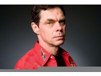 1 ticket for SOLD OUT Rich Hall and supports at Bristol Comedy Garden!!!
