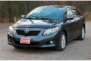 2009 Toyota Corolla LE Sunroof + CERTIFIED