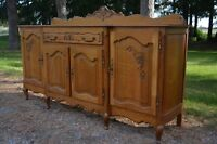 Antique French Country Sideboard - free delivery
