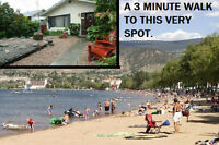 Penticton, Family Vacation House rents weekly
