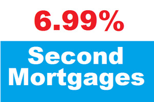 Second Private Mortgage from 6.99% – Up to 85% of Home Value