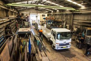 Body Builder (truck bodies) - Smeaton Grange