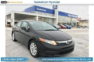 2012 Honda Civic EX Immaculate Condition - PST Paid - Sunroof