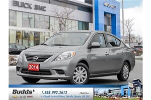 2014 Nissan Versa 1.6 SL SAFETY AND E-TESTED