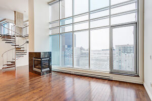 STUNNING 2 BEDROOM + MEZZANINE PH SUITE AVAILABLE IN DOWNTOWN MO
