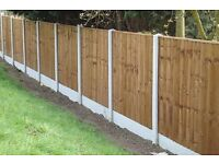 Supply and Fit fencing