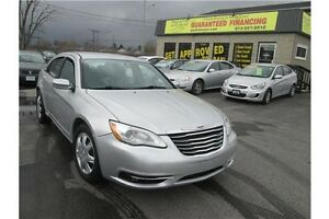 "2012 Chrysler 200 -SALE ""GUARANTEED FINANCING BE APPROVED TODAY"""