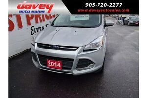 2014 Ford Escape SE TOUCH SCREEN, NAVIGATION, HEATED SEATS