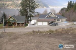 Lower Fairview city lot with lake & mountain views Nelson 196136