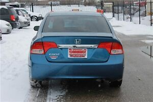 2009 Honda Civic DX-G | CERTIFIED + E-Tested Kitchener / Waterloo Kitchener Area image 4