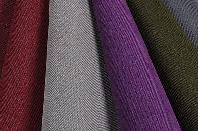 - Solid Gaberdine Stretch Suiting Fabric By the Yard Fabric