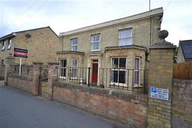 Four bedroom house in centre of Soham, period property, pet accepted