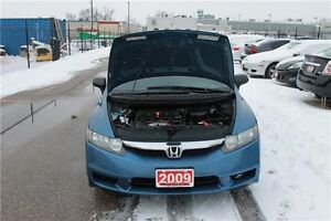 2009 Honda Civic DX-G | CERTIFIED + E-Tested Kitchener / Waterloo Kitchener Area image 16