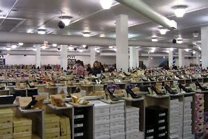 WHOLESALE BANKRUPT MIXED PALLET OF SHOES BOOTS TRAINERS CLEARANCE STOCK JOBLOT
