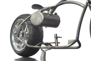 Custom made choppers rolling chassis