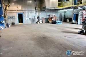 Commercial property with Huge potential
