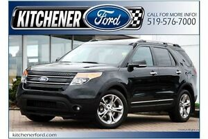 2014 Ford Explorer Limited LIMITED/4WD/NAVI/BLISS/TOW PCKG/MO...