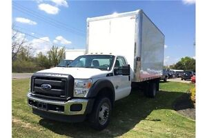 2015 Ford F550 !!! COMMERCIAL FINANCING AND LEASING AVAILABL - Kitchener / Waterloo Kitchener Area image 10