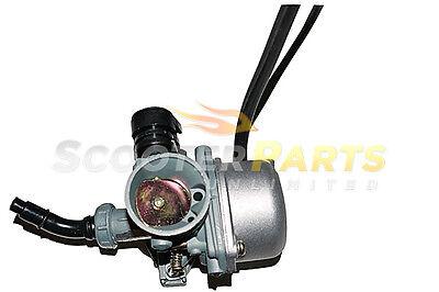 Chinese Dirt Pit Bike Carburetor Carb 90cc BAJA Warrior 90 Dirt Runner 90 Parts