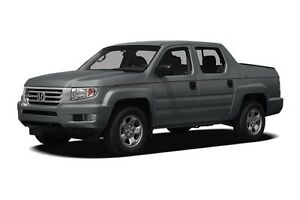2012 Honda Ridgeline Touring Navigation, Leather and More!!!