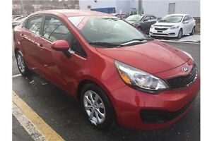 2014 Kia Rio LX+ AUTO, ONE OWNER , NEW TIRES