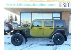 2007 Jeep Wrangler Unlimited Sahara Manual*Unlimited