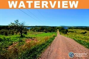 2.7 acre lot boasts elevated views of Antigonish Harbour