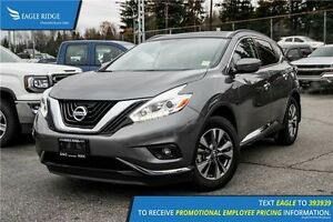 2016 Nissan Murano SV Navigation, Sunroof, and Heated Seats