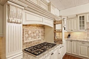 Solid wood+HDF Kitchen+Island package on Promotion now!!