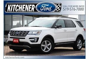 2016 Ford Explorer XLT ONLY 22KM'S!/AWD/PANO-ROOF/LEATHER/18...